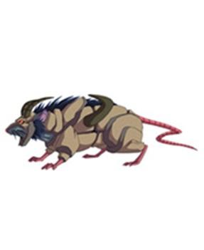 Huntik Titans Gremlow