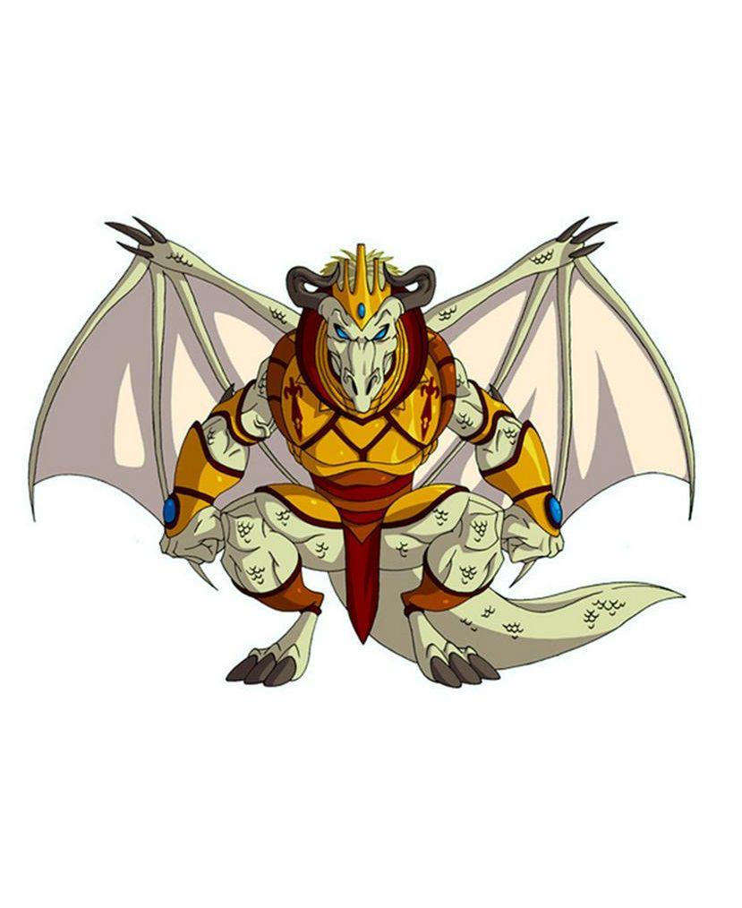 Huntik Titans Pendragon