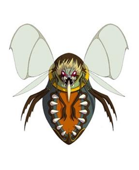 Huntik Titans Strix