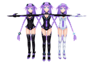 Hyperdimension neptunia v purple heart by xxnekochanofdoomxx-d5omwnq