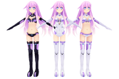 Hyperdimension neptunia v purple sister by xxnekochanofdoomxx-d5omxo4