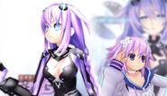 Mmd neptune purple heart by chiichobits23-d53du2l