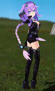 Purple Heart (ReBirth1 pose)