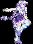 Neptune purple heart v by maeruron-d50hjbo