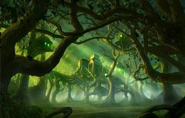 Forest-world