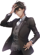 (Art Appreciation Scout) Akira Mitsurugi UR Transparent