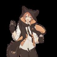 (Halloween 2016 Scout) Ban Jumonji LE Transparent
