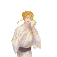 (Junshinmuku na Aqua Muse) Hikaru Orihara LE Transparent