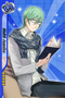 (Reading Week Scout) Shiki Amabe SR