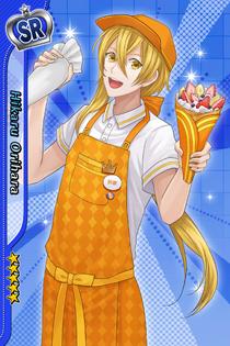 (Part-time Job Scout) Hikaru Orihara SR