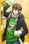 (Snowy Day Scout) Futami Akabane SR