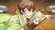 (New Year Scout) Futami Akabane SR Affection Story 4