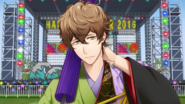 (New Year Scout) Futami Akabane UR Affection Story 2