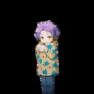 (Gokuraku Jodo no Suminagashi) Hisashi Tojo N Transparent