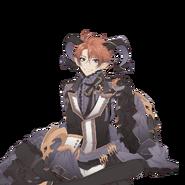 (Halloween 2016 Scout) Ban Jumonji GR Transparent