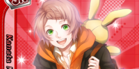 (Art Appreciation Scout) Kanata Minato SR/UR