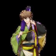 (New Year Scout) Futami Akabane UR Transparent