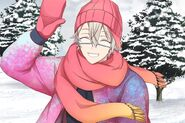 (Snowy Day Scout) Satsuki Kururugi SR 2