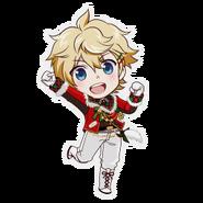 (X'mas 2016 Scout) Seiya Aido SD Jump