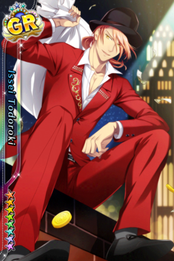(Phantom Thief vs Police Scout) Issei Todoroki GR
