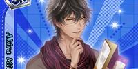 (Art Appreciation Scout) Akira Mitsurugi SR/UR