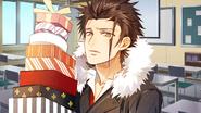 (Valentine's Day Scout) Tsubaki Rindo SR Affection story 2
