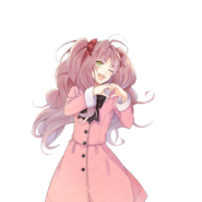 (Second Batch) Kokoro Hanabusa SR Transparent