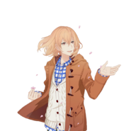 (Flower Viewing Scout) Noah SR Transparent