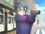 (Agent Scout) Kuro Yakaku UR 1