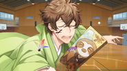 (New Year Scout) Futami Akabane SR Affection Story 3