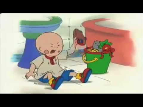 Caillou Crying