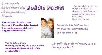 Seddie factss