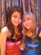 Carly & Sam(iCarly Awards)