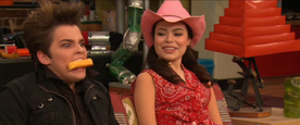Vampire and Idiot Cowgirl