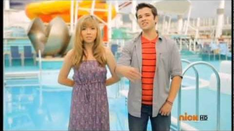 Jennette McCurdy and Nathan Kress iCruise 2