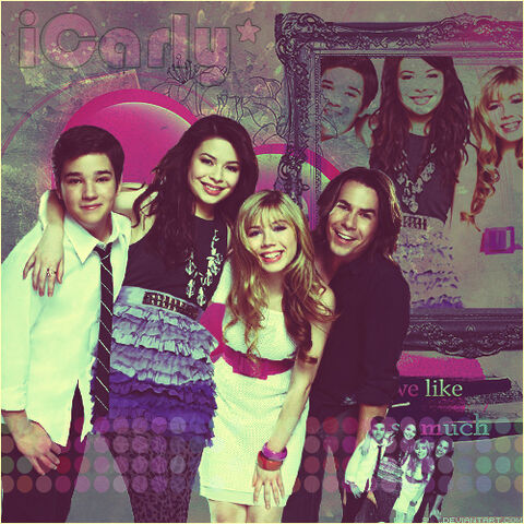 File:ICarly by Ginicita.jpg