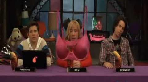 ICarly presents I have a question