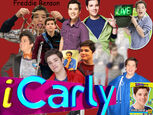 Freddie Benson iCarly Group Picture