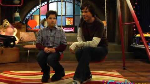 ICarly Present Random Rebate-Eduaction Vs Pants.