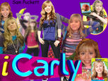 Sam iCarly Group Picture