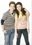 ICarly - Miranda Cosgrove and Nathan Kress