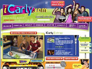 ICarlyWebsite
