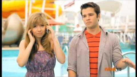 Jennette McCurdy and Nathan Kress iCruise 4