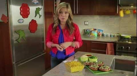 Jennette McCurdy - Birds Eye veggie inspirations