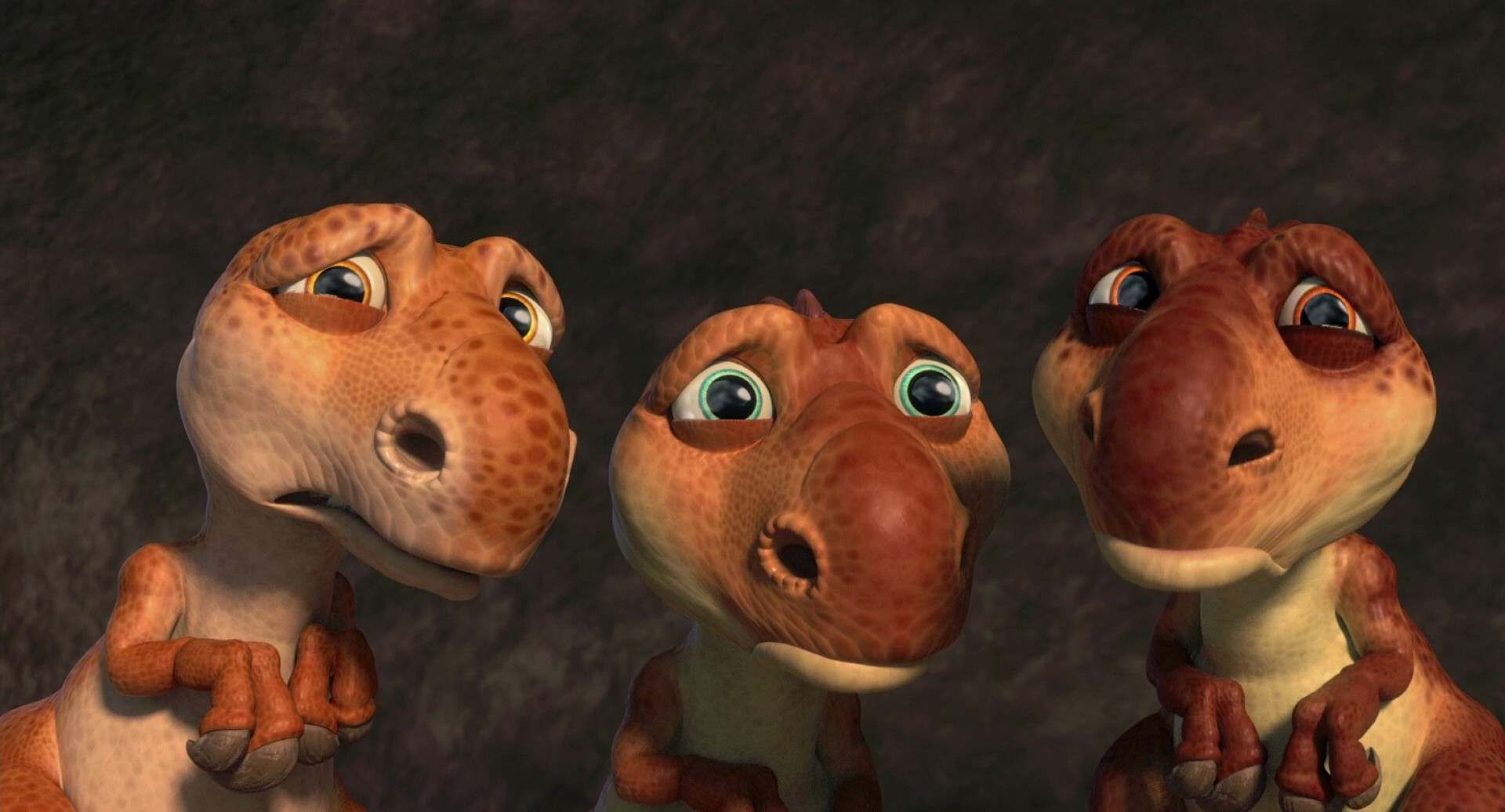 Baby Dinos from Ice Age 3 Desktop Wallpaper |Ice Age 3 Baby Dinosaurs