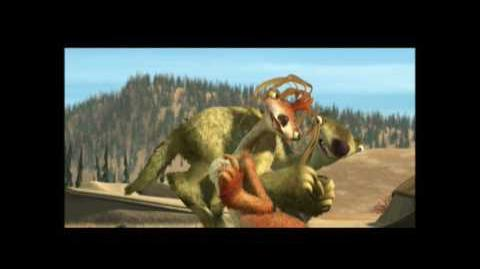 Ice Age Deleted Scene Sylvia and Sid Introduction