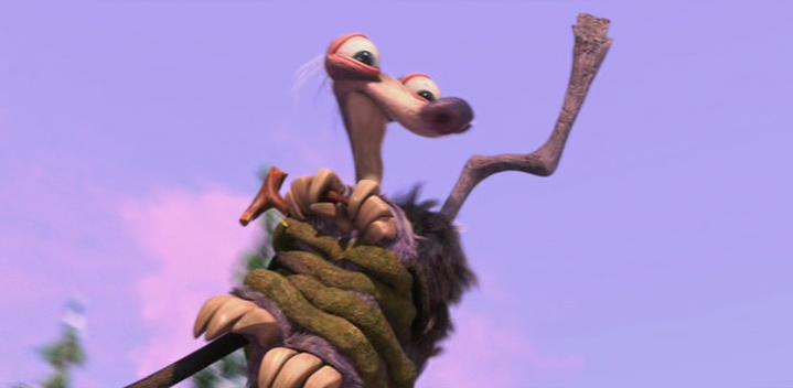 grandma sloth on ice age