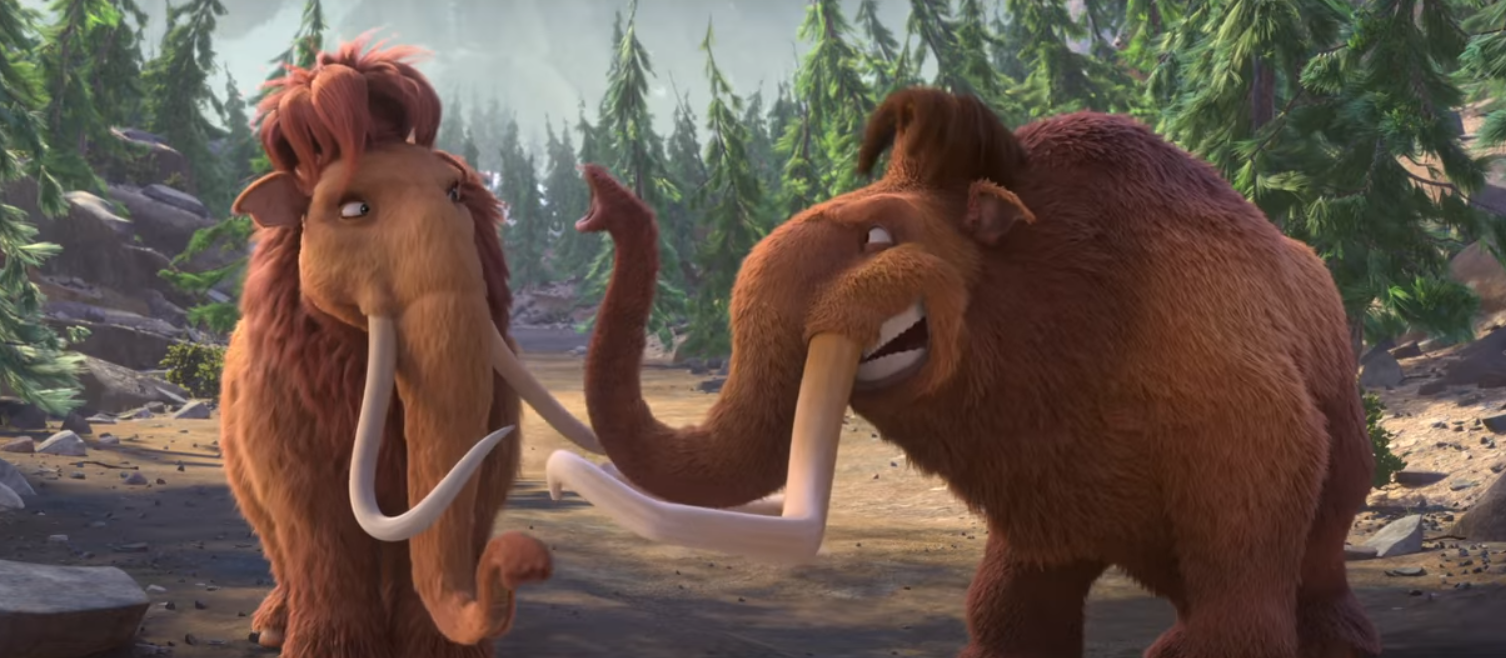 Image - Manny acting crazy by Ellie.png | Ice Age Wiki | Fandom powered by Wikia