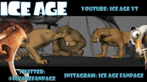 Ice Age 2 Deleted scenes