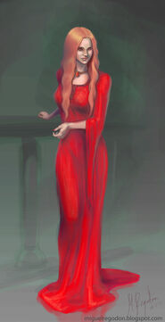 Melisandre by miguelregodon-d37pv4a